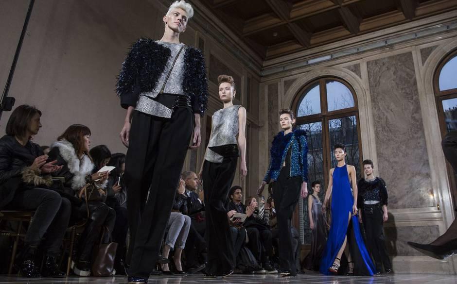 Paris Fashion Week : Haute couture, Au pays des merveilles …