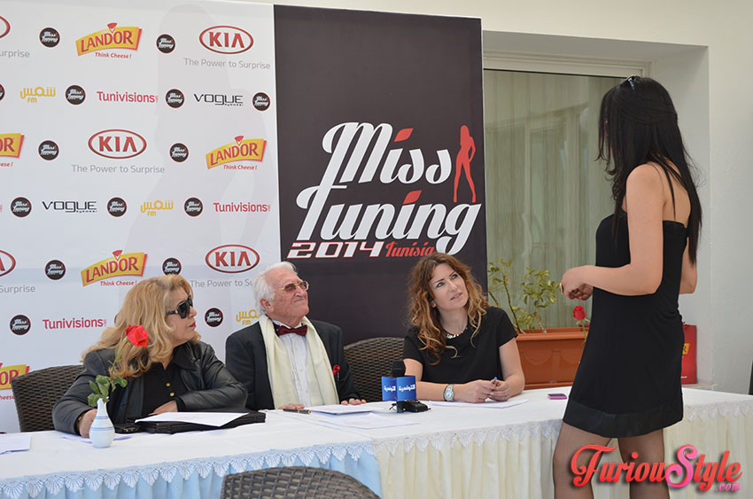 Miss Tuning Tunisie