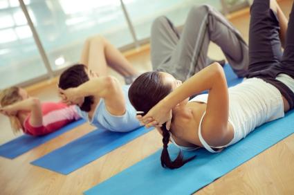 Gardez la forme rester en bonne santé