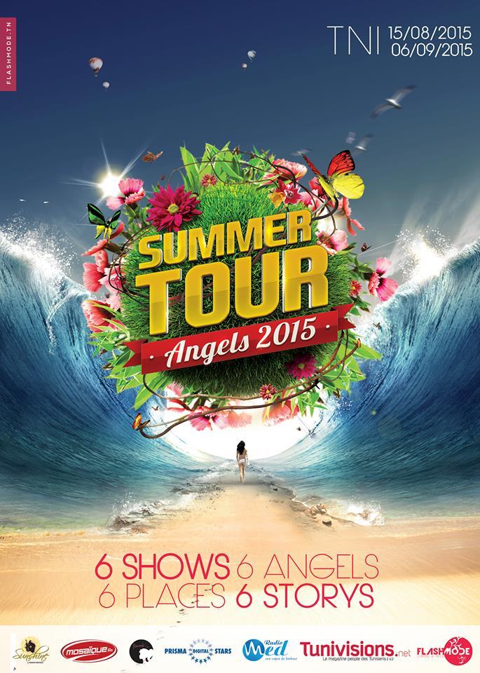 Summer tour 2015