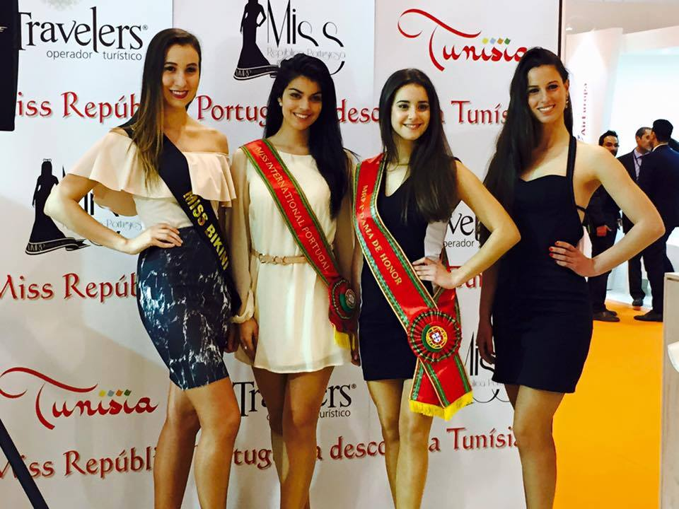 Election de Miss Portugal 2015 à Djerba