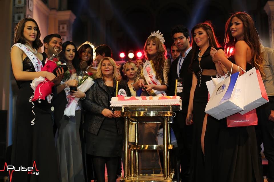 Miss Tuning Tunisie 2014