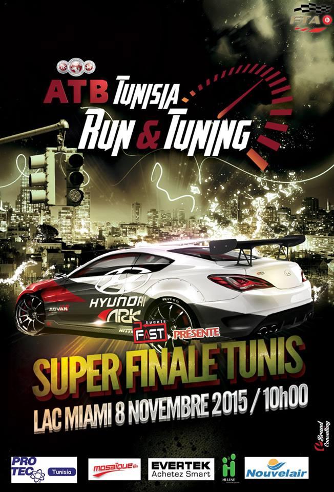 TUNISIA RUN & TUNING - SUPER FINALE TUNIS