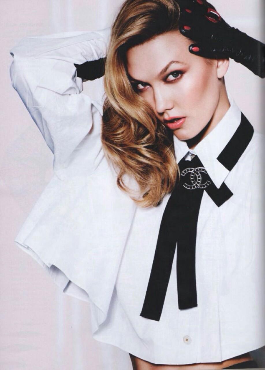 Karlie Kloss for Vogue Mexico december 2015 - 7
