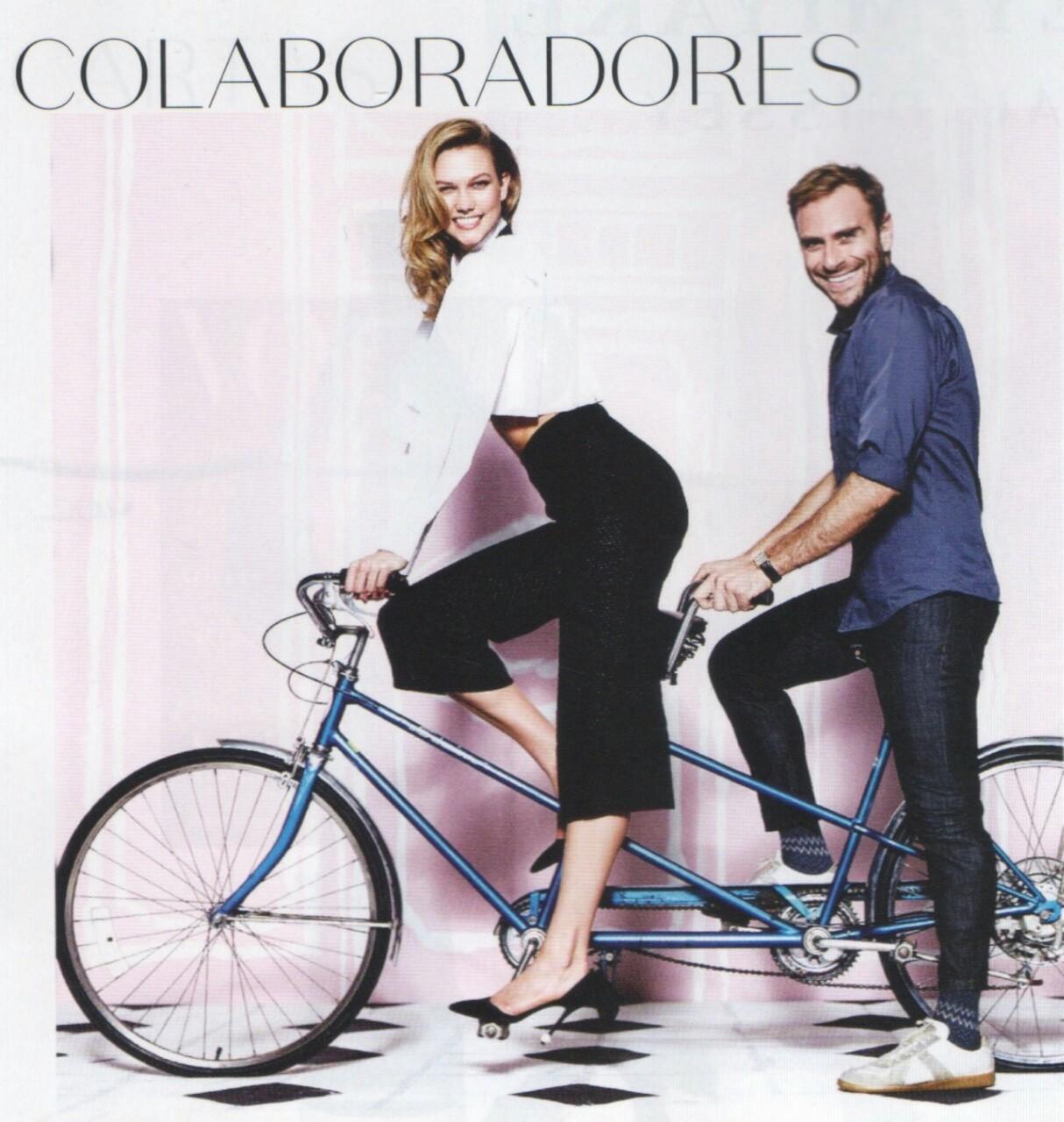 Karlie Kloss for Vogue Mexico december 2015 - 8