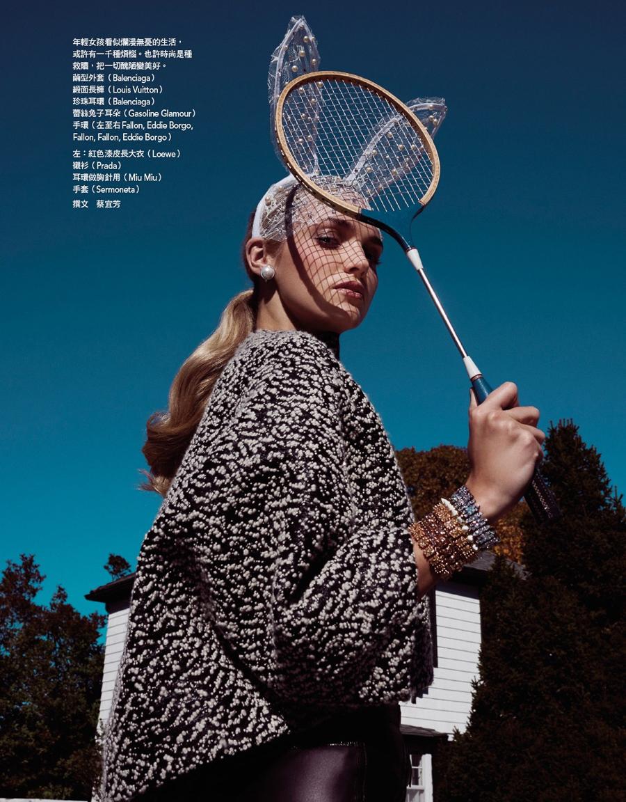Vogue Taiwan January 2016 Yulia Erkamova by Jamie Nelson-4
