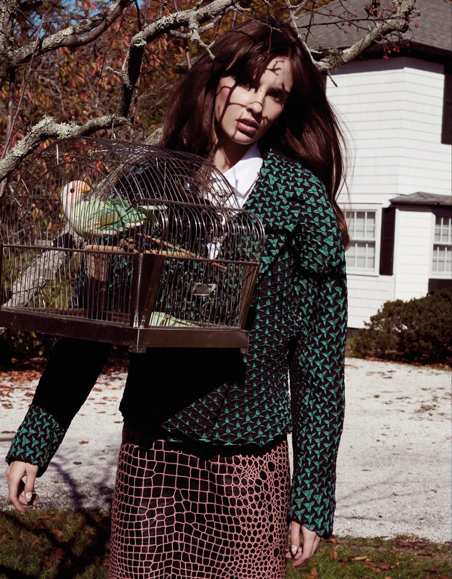 Vogue Taiwan January 2016 Yulia Erkamova by Jamie Nelson-7