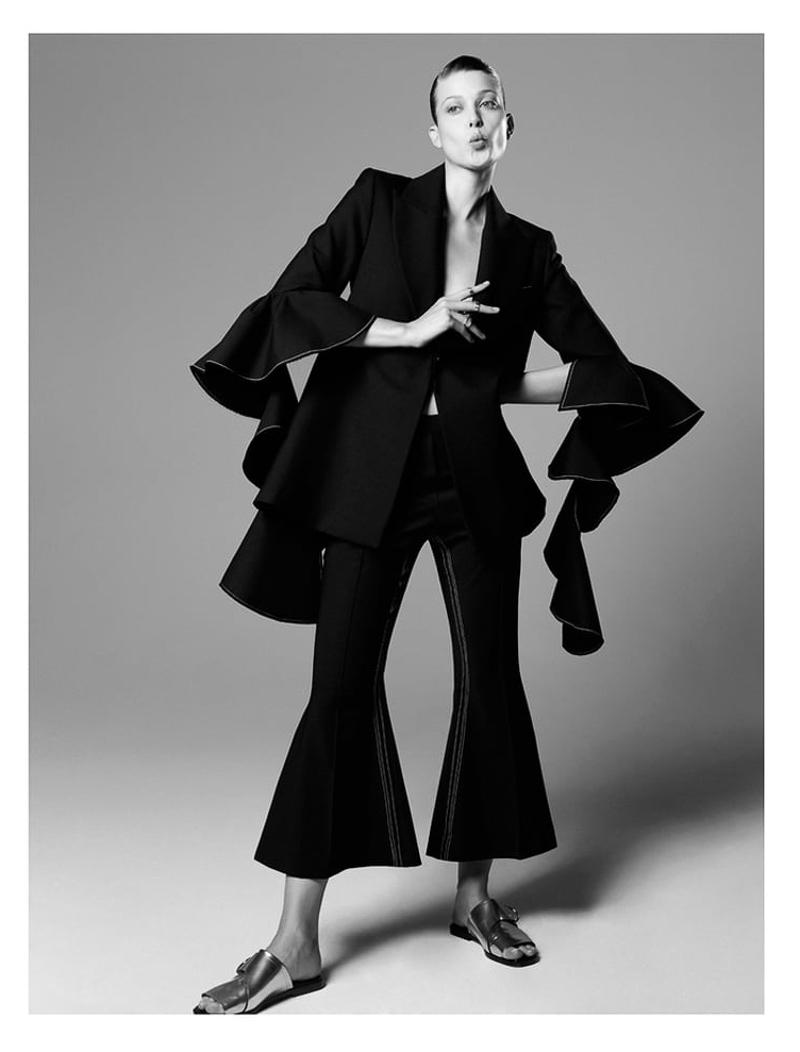Vogue Ukraine January 2016 Larissa Hofmann by Nagi Sakai-3