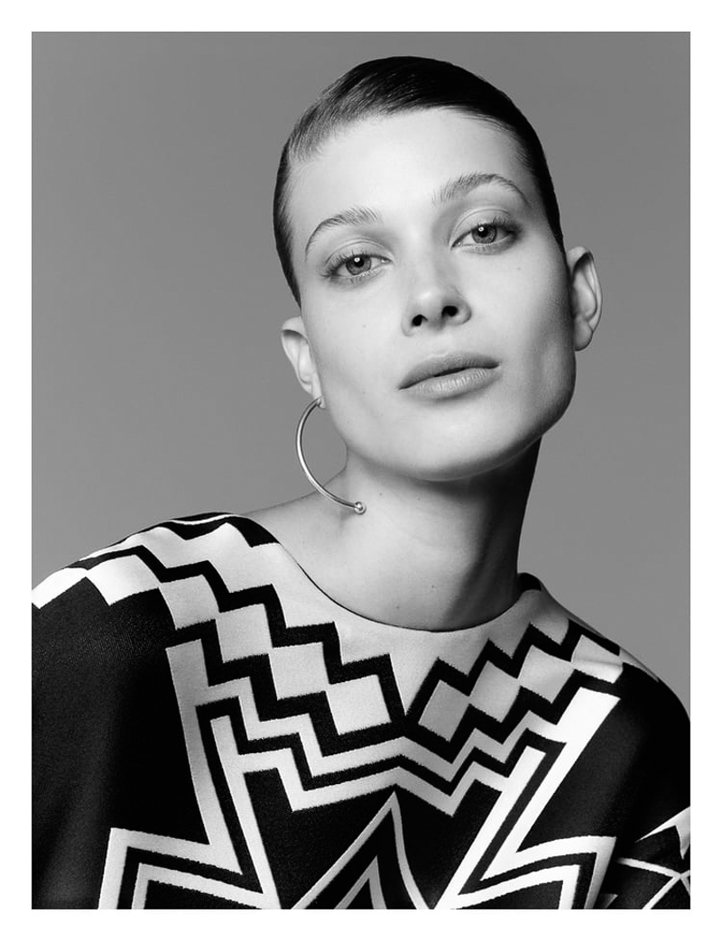 Vogue Ukraine January 2016 Larissa Hofmann by Nagi Sakai-6