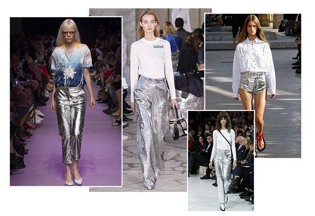 tendance mode 2016 femme - Effets d'argent