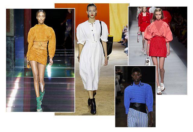 tendance mode 2016 femme - les manches