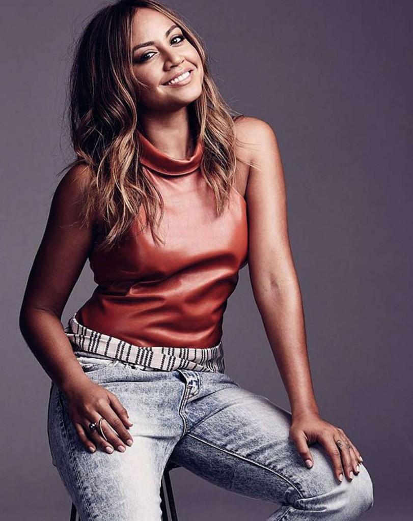 Top 10 des Femmes Les Plus Sexy de L'Australie 10 - Jessica Mauboy