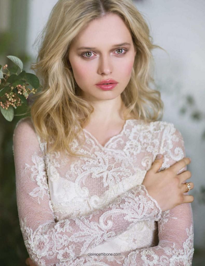 Robe mariage printemps-été 2016 - Claire Pettibone Couture Bridal