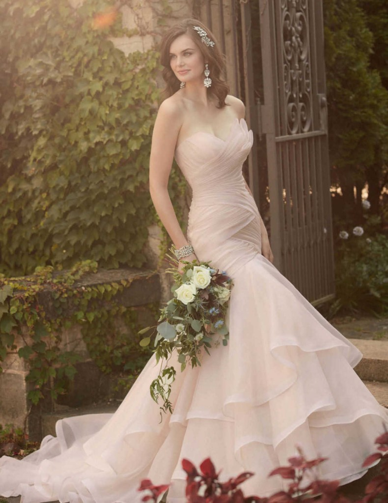 Robe mariage printemps-été 2016 - Essense Autralia Robe 2