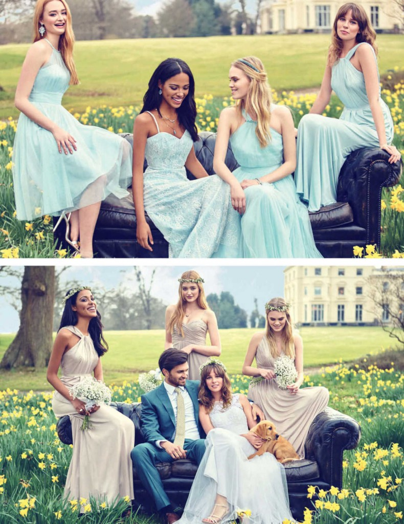Robe mariage printemps-été 2016 - Kelsey Rose Collection 2
