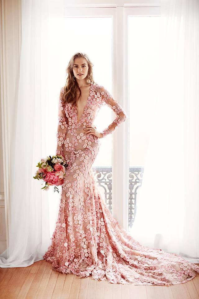 Naeem Khan Wedding Dresses 2016
