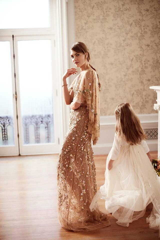 Robe mariage printemps-été 2016 - Naeem Khan Wedding Dresses collection robe 3