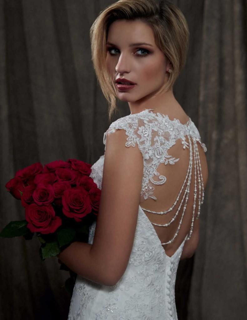 Robe mariage printemps-été 2016 - Opulence Bridal Collection robe 2