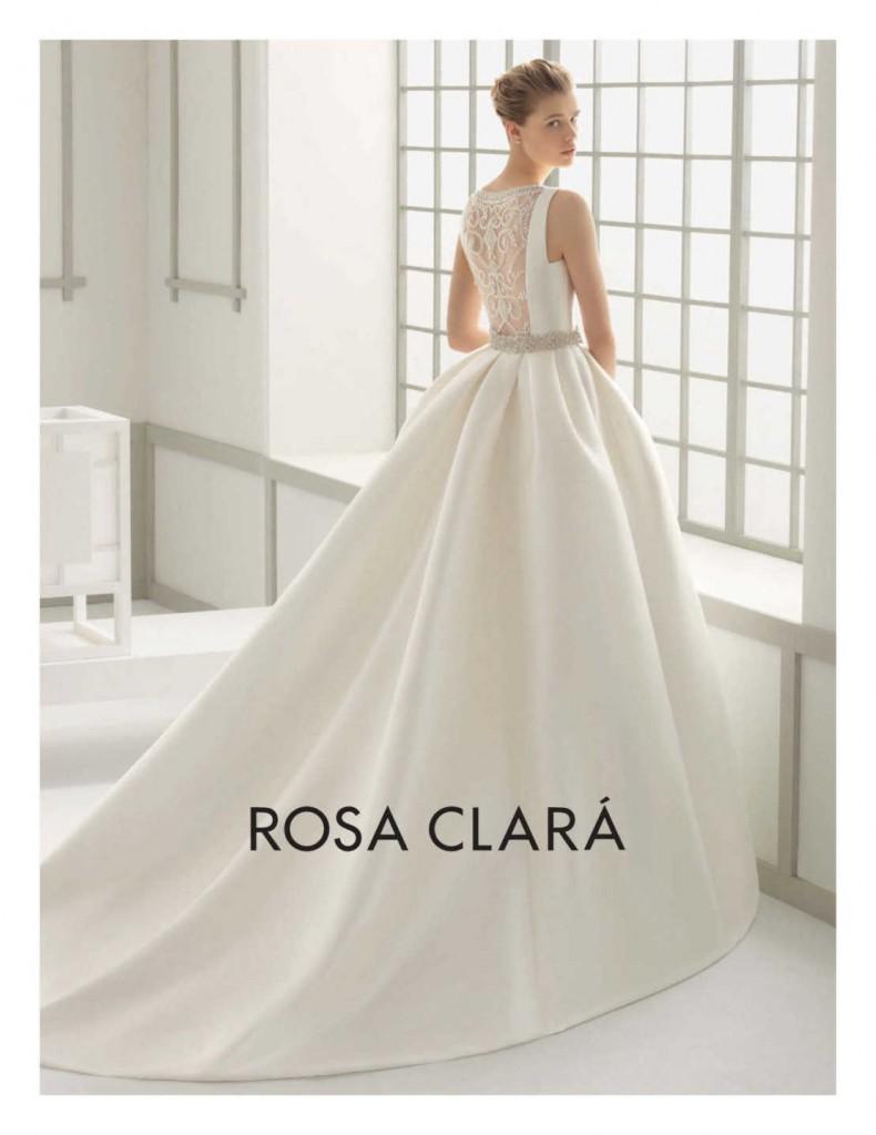 Robe mariage printemps-été 2016 - Rosa Clara collection