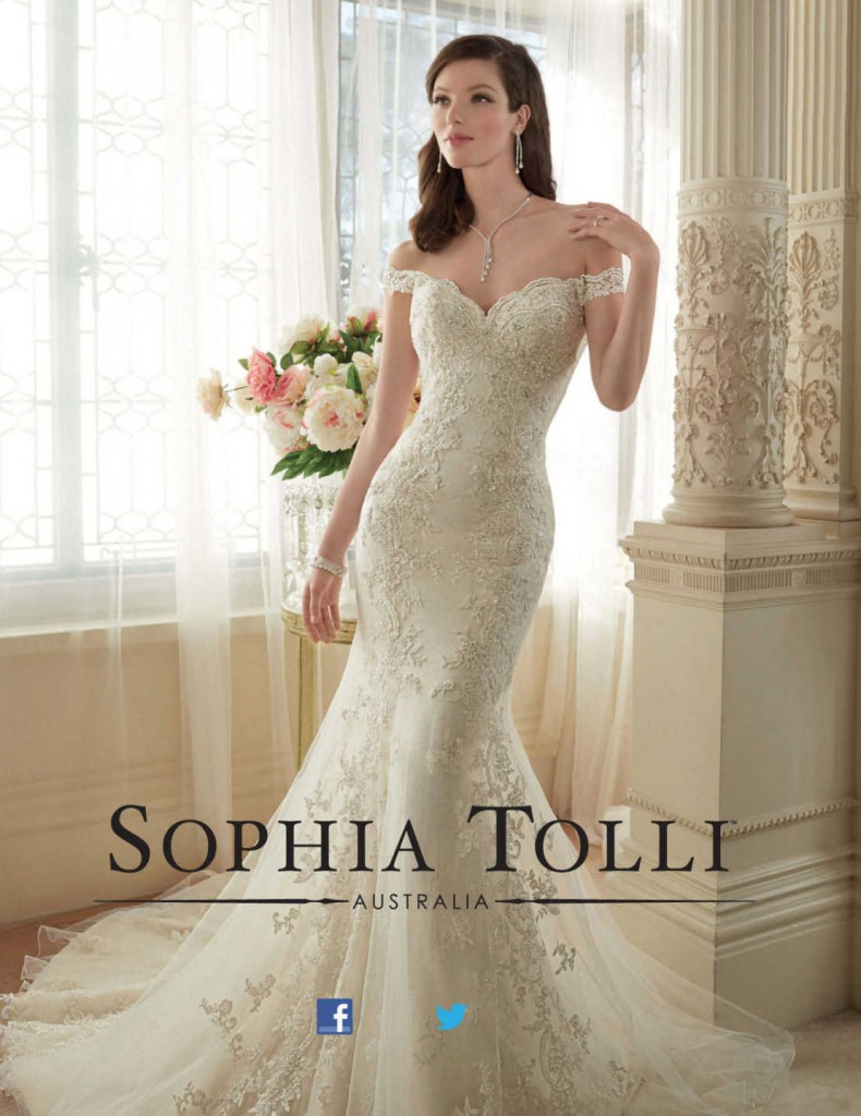 Sophia Tolli Collection