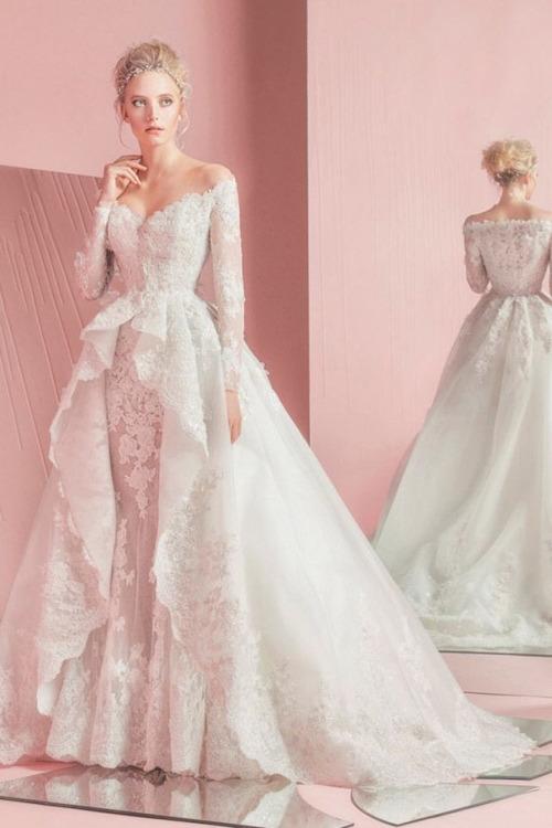 Robe mariage printemps-été 2016 - Wedding Dresses collection by Zuhair Murad