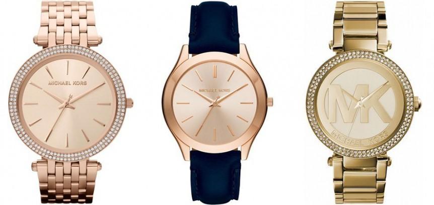 Michael kors collection 2016 le top 5 des montres de luxe pour femmes flashmode casting mode - Montre de luxe femme ...