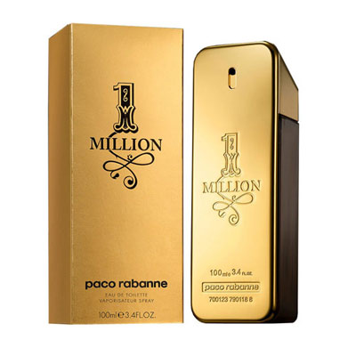 1 million par Pacco Rabanne