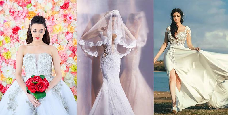 16 Boutiques de robes de mariée en Tunisie pour trouver la robe de vos rêves!