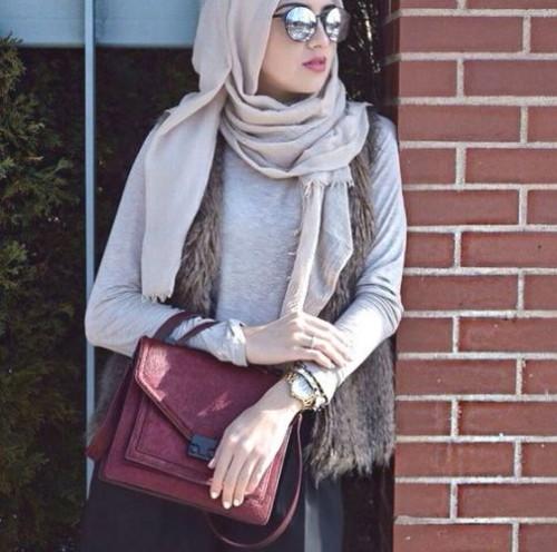 Hijab Fashion 2016 Sélection de looks tendances spécial voilées