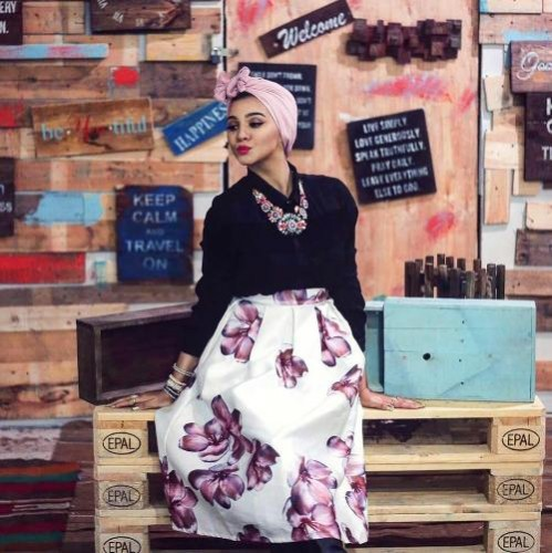 Hijab Fashion 2016- look 10
