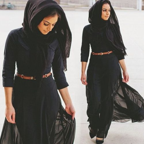 Hijab Fashion 2016- look 11