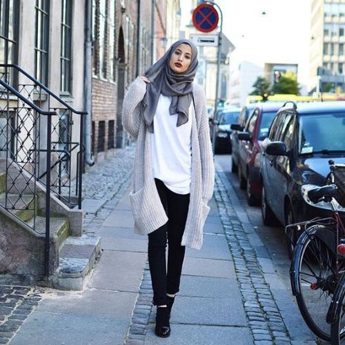 Hijab Fashion 2016- look 7