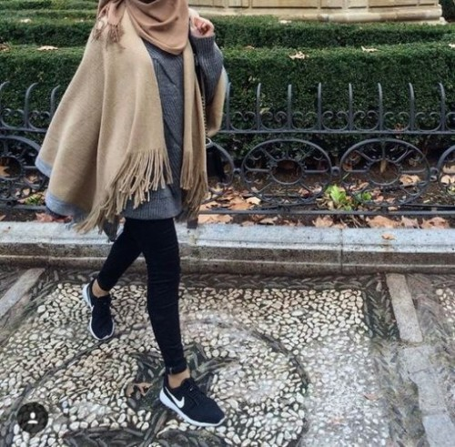 Hijab Fashion 2016- look 9