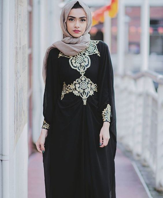 Jilbab Fashion 2016- look 3