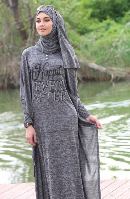 Jilbab Fashion 2016- look 4