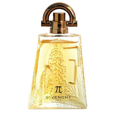 Le parfum Pi de Gyvenchy