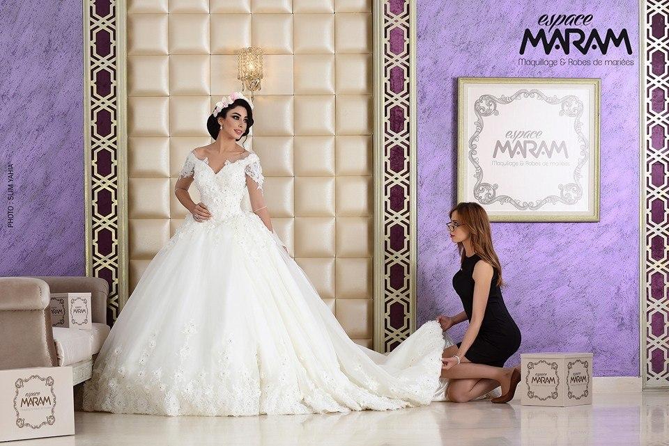 Robe de mariée - Espace Maram