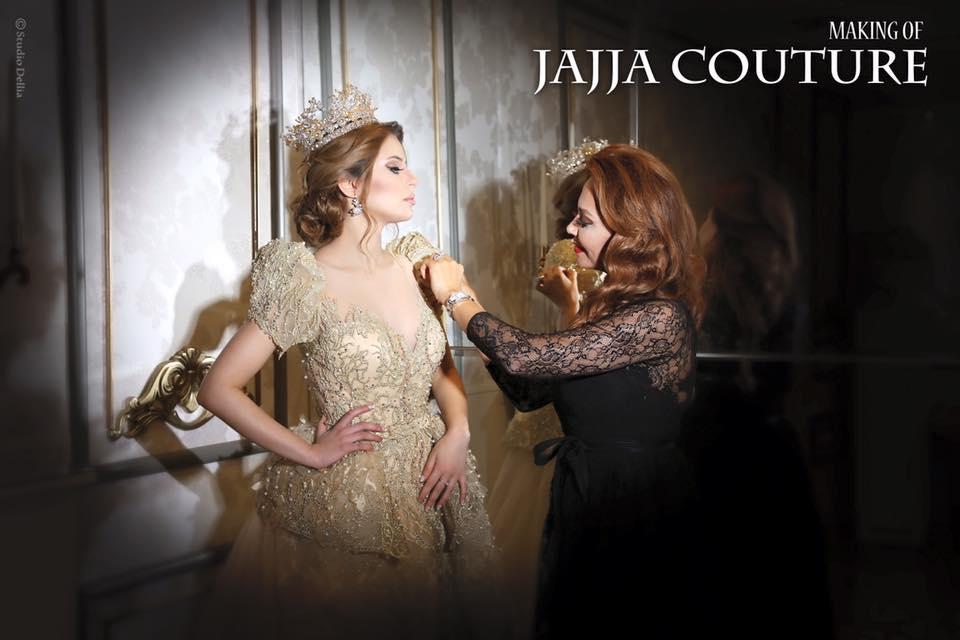 Robe de mariage en tunisie , Jajja Couture