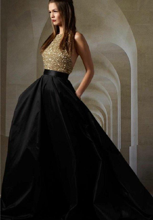 Robe de soirée longue 2016 - modèle 11