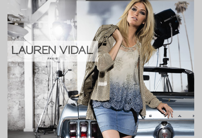le vestiaire - Lauren Vidal en tunisie