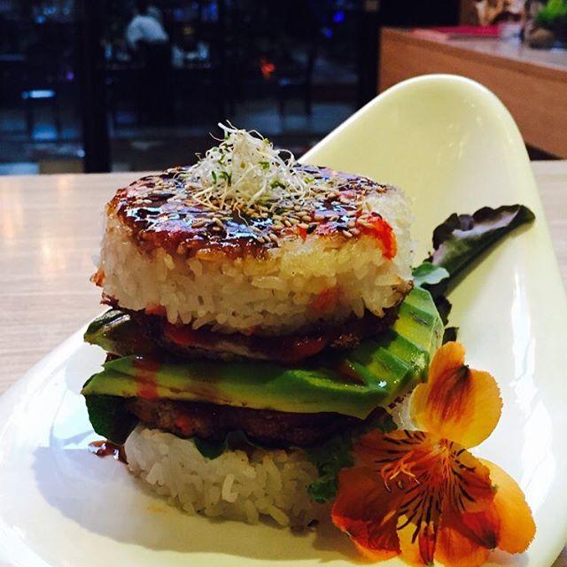 Katsu Burger: Un Sushi Burger tout en fraîcheur