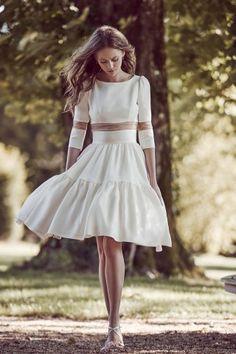La robe blanche, tendance mode printemps été 2016 2