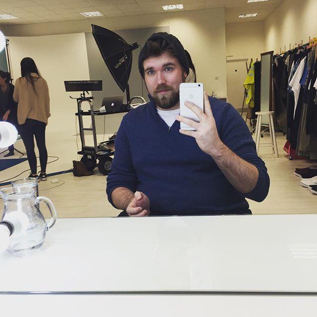 Zach Miko - le premier mannequin homme grande taille Source: Instagram @zachmiko