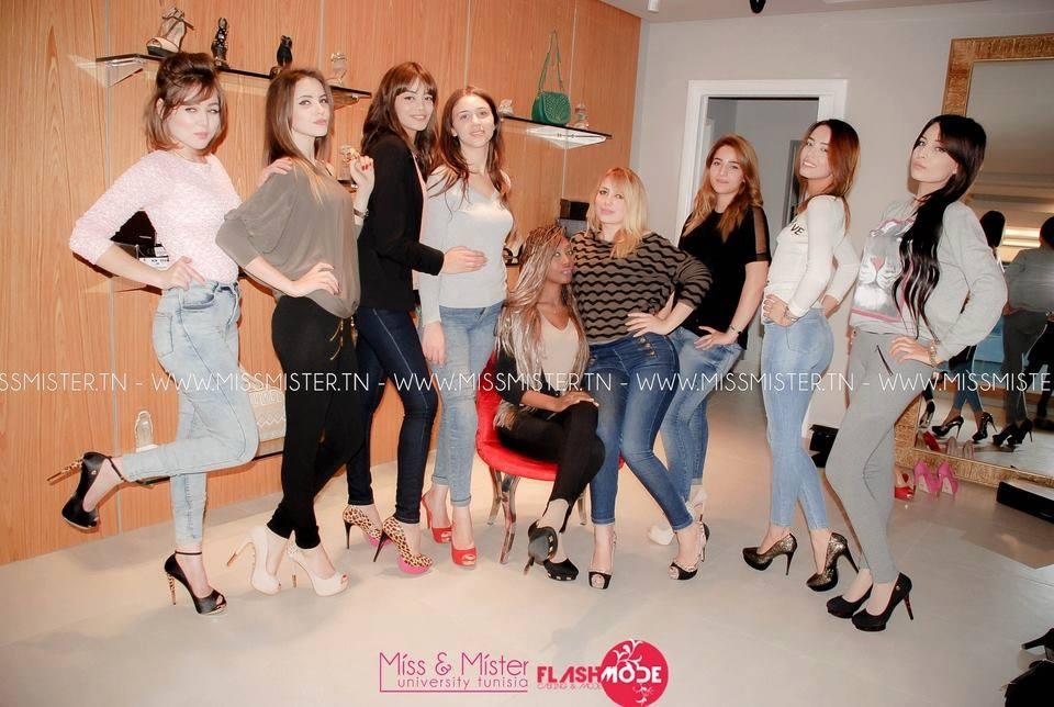 Miss & Mister University Tunisia 2015