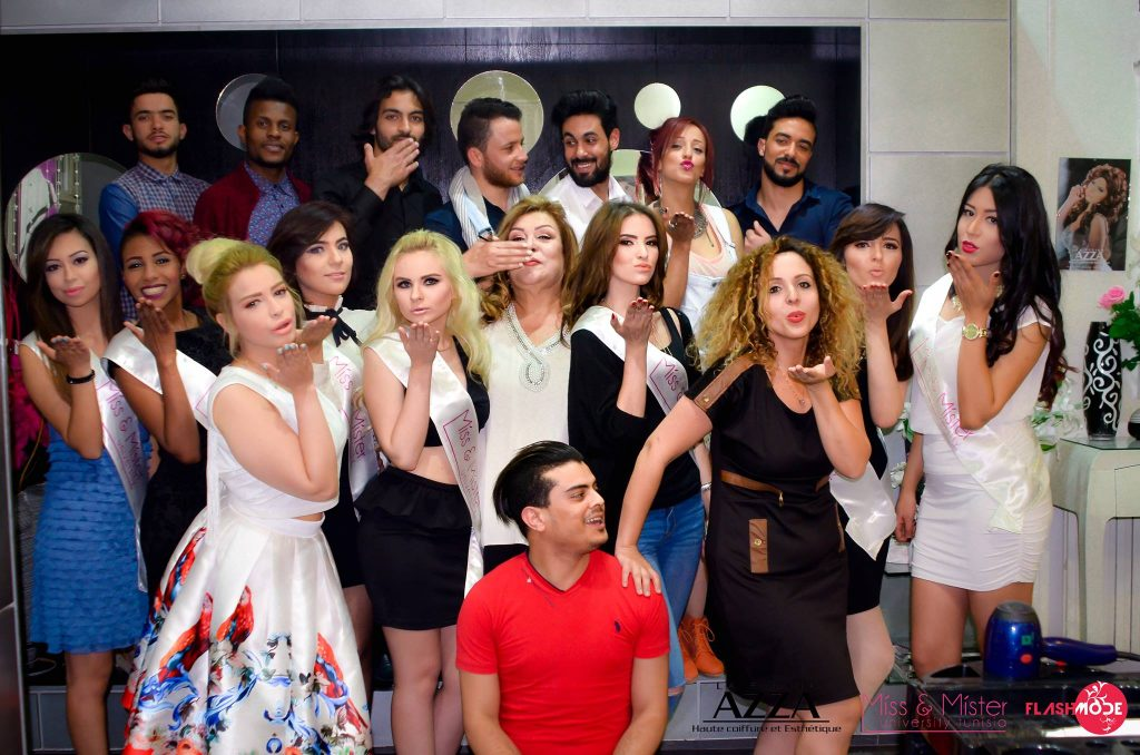 Les Miss & Mister University Tunisia 2016