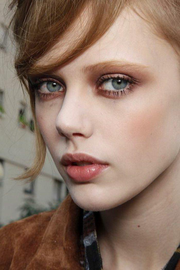 No Make Up Look Avec Un Maquillage Discret Les Conseils De Sp Cialistes En Vid Os