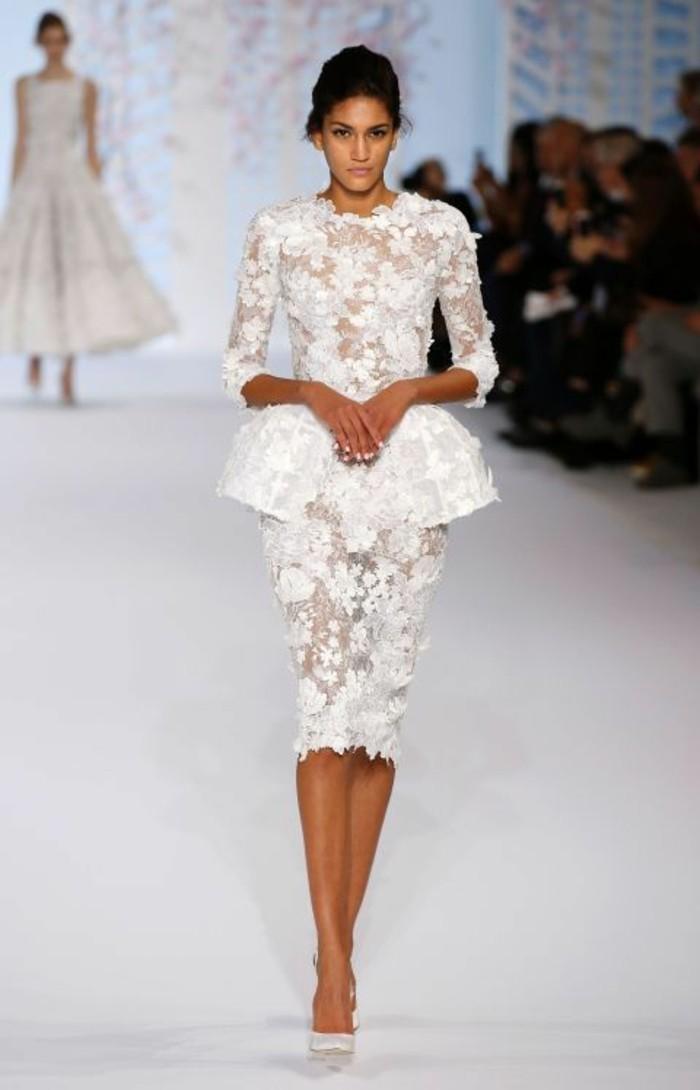 ... de-mariee-simple-robe-de-mariée-courte-en-dentelle-blanche-robe-mi