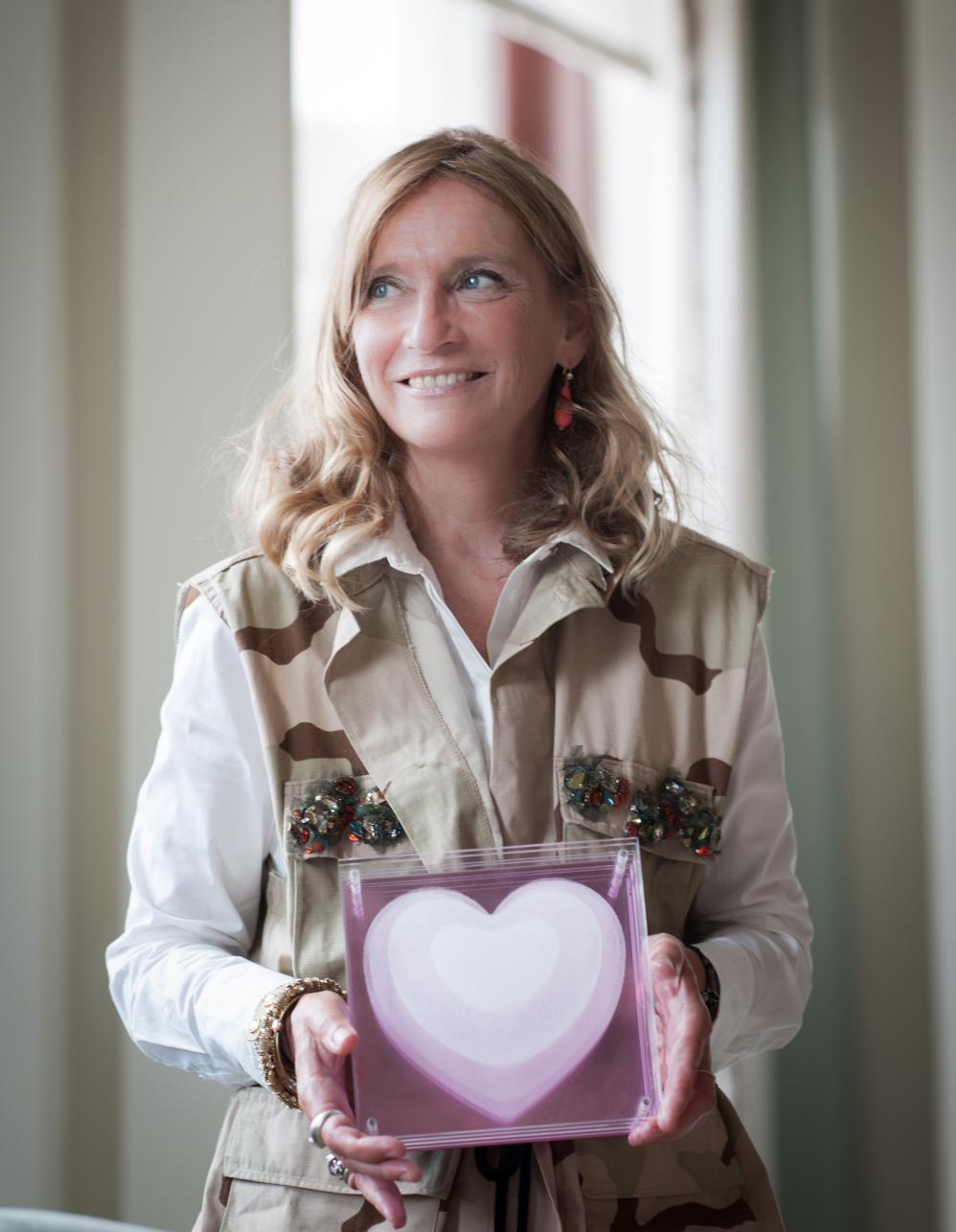 3 questions à Ute Schumacher, directrice de la création chez Swarovski et membre du jury du concours mode