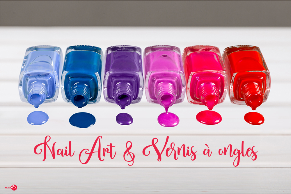 guide complet Nail art 2017