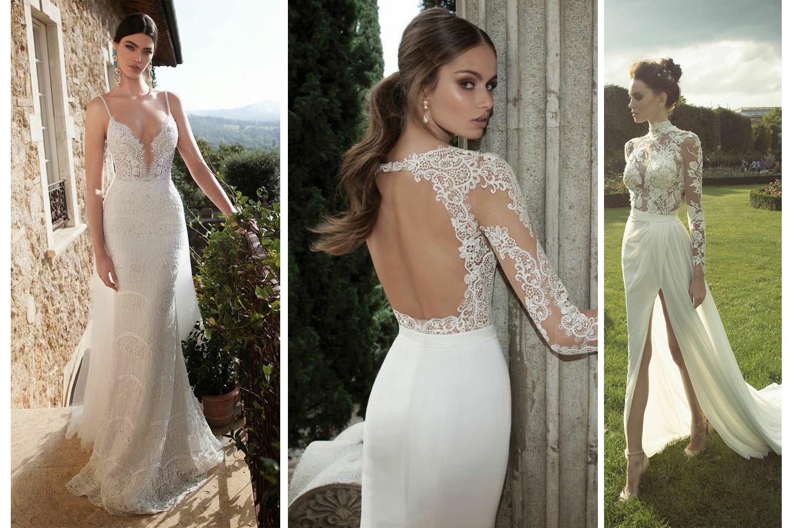 Tendance Mode  60 des plus belles robes de mariage civil en photos 2c9cdd74a70